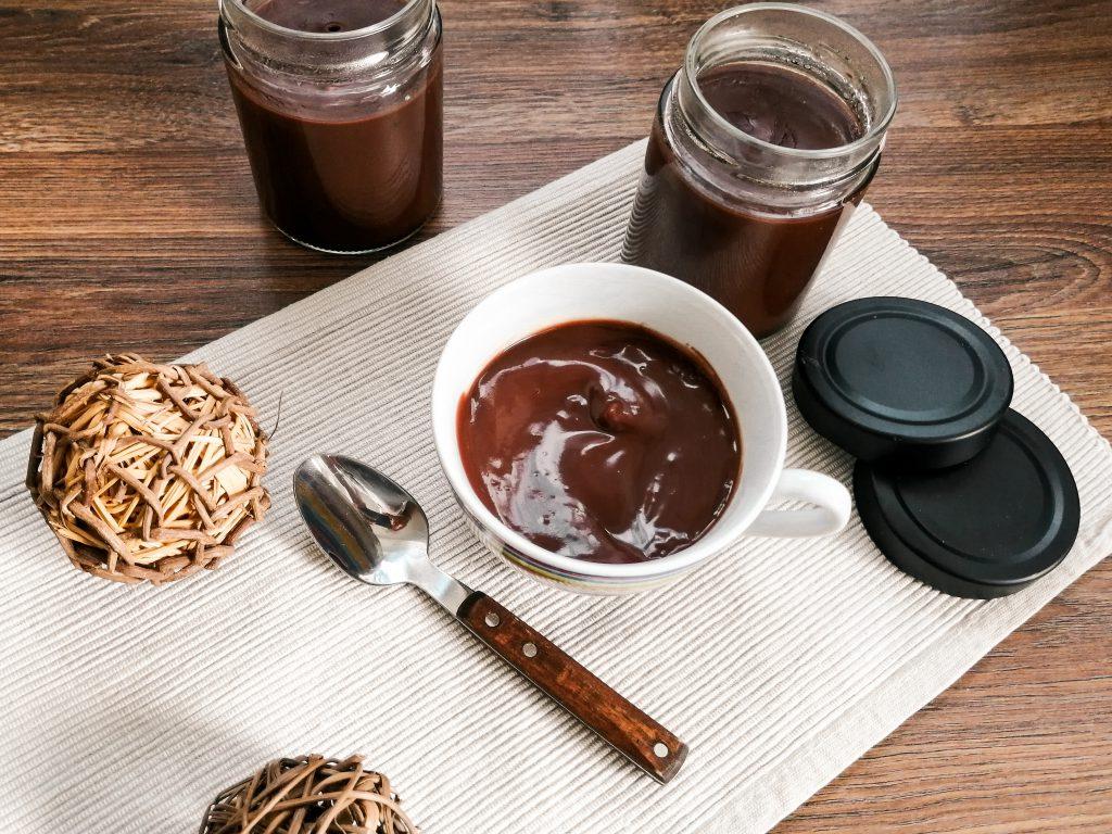 Schokoladenpudding Vorrat